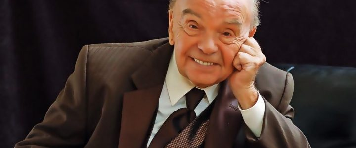 Почил композитор В. И. Шаинский