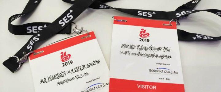 Наши специалисты на международной выставке IBC-2019